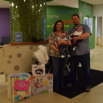 Donating items for the NICU